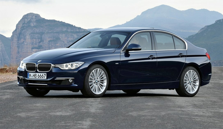 BMW Série 3 340i
