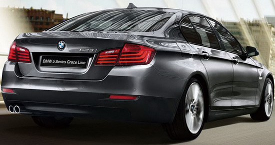 BMW Série 5 Grace Line