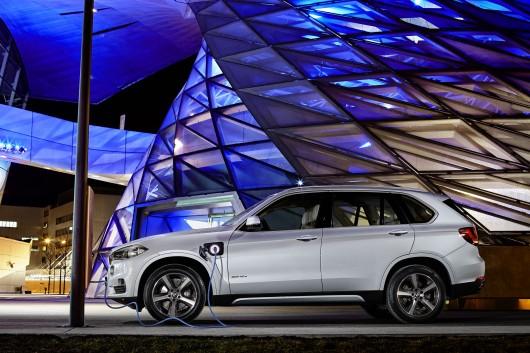 BMW X5 Drive40e