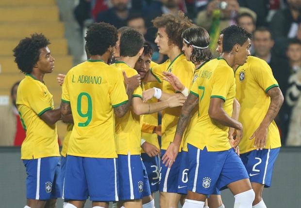 Brasil x ?ustria