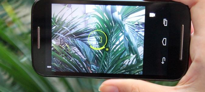 Câmera Motorola