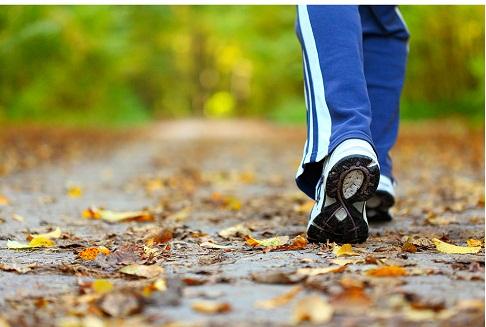 Caminhada diária
