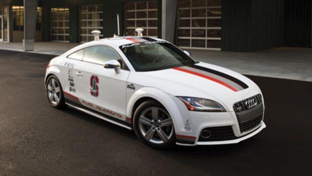 Carro aut?nomo da Audi