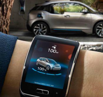 Carros se conectam ao Apple Watch
