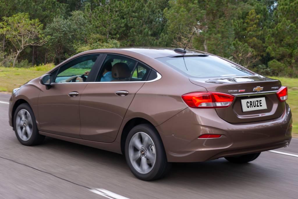 Chevrolet Cruze Premier 2020
