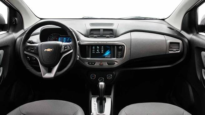 Chevrolet Spin 2019