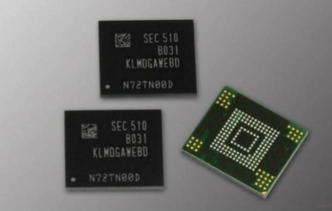 Chips da Samsung