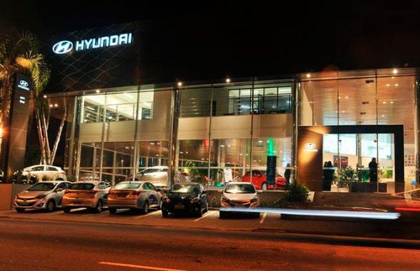 Concession?ria da Hyundai