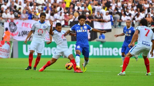Jogo Corinthians x Bahia