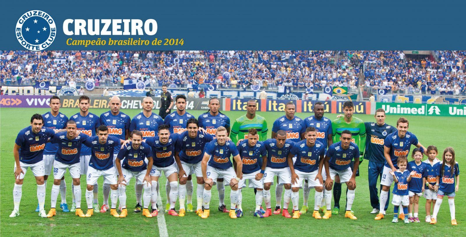 Cruzeiro campe?o brasileiro 2014