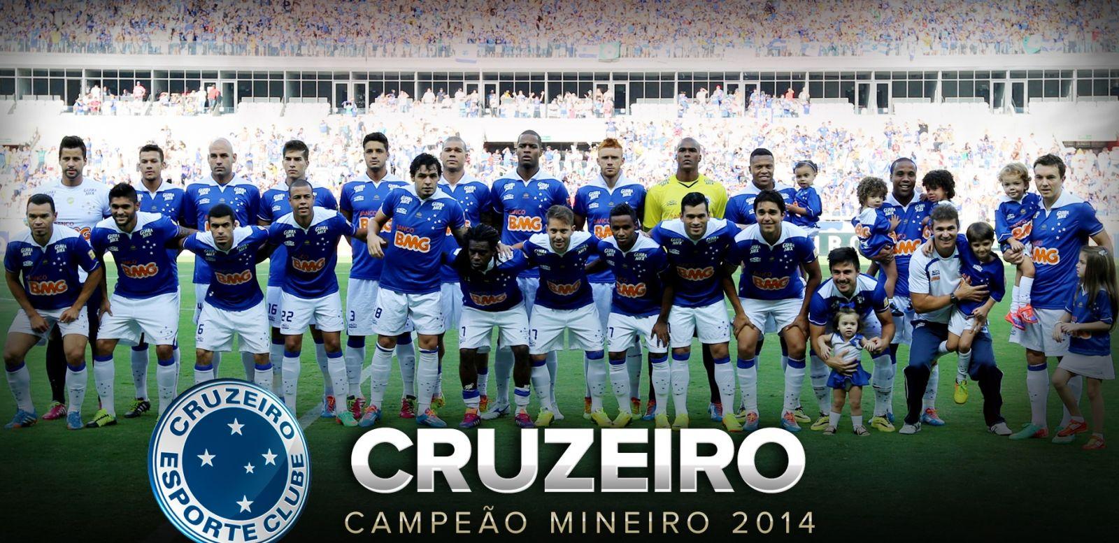 Cruzeiro campe?o mineiro 2014