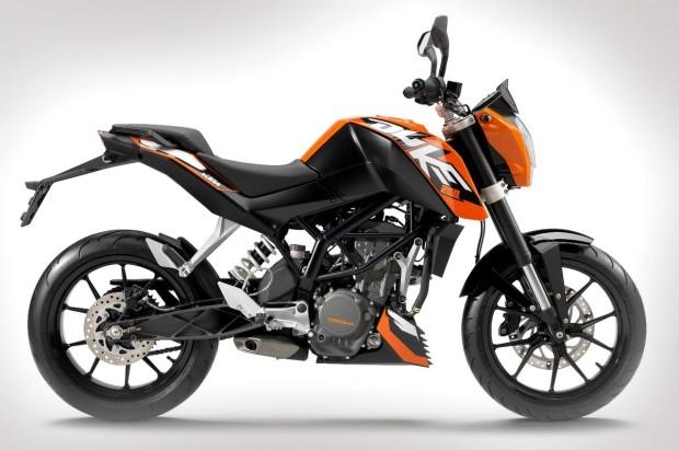 Dafra-KTM 200 Duke