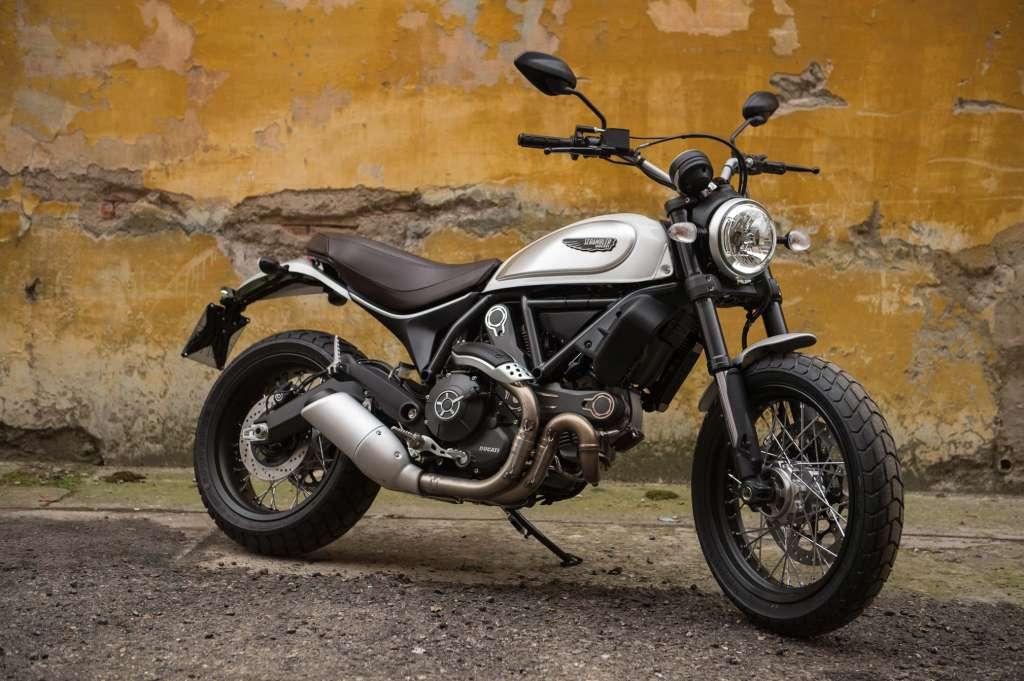 Ducati Scrambler Classic 2018