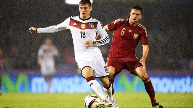 Espanha x Alemanha