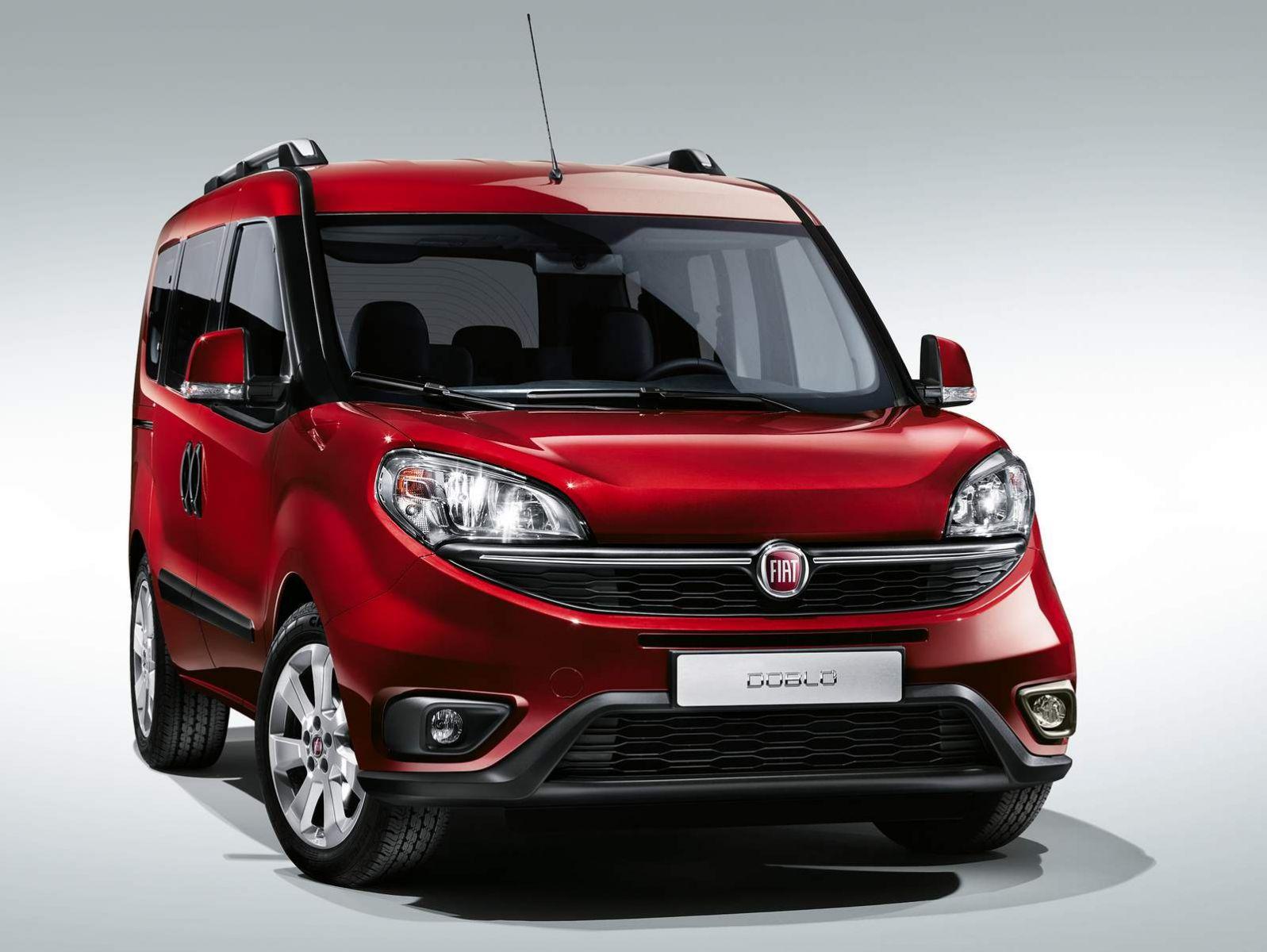 Fiat Doblo 2016