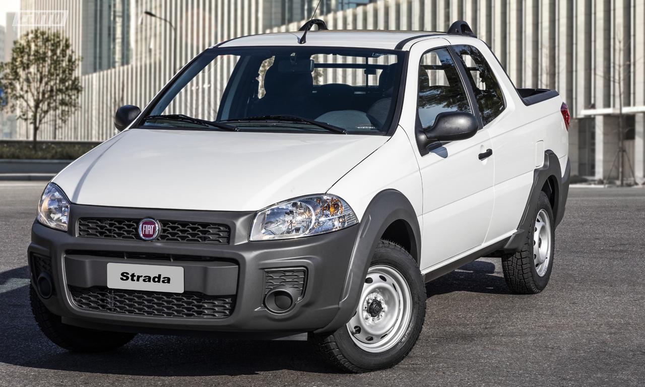 Fiat Strada Freedom 2019