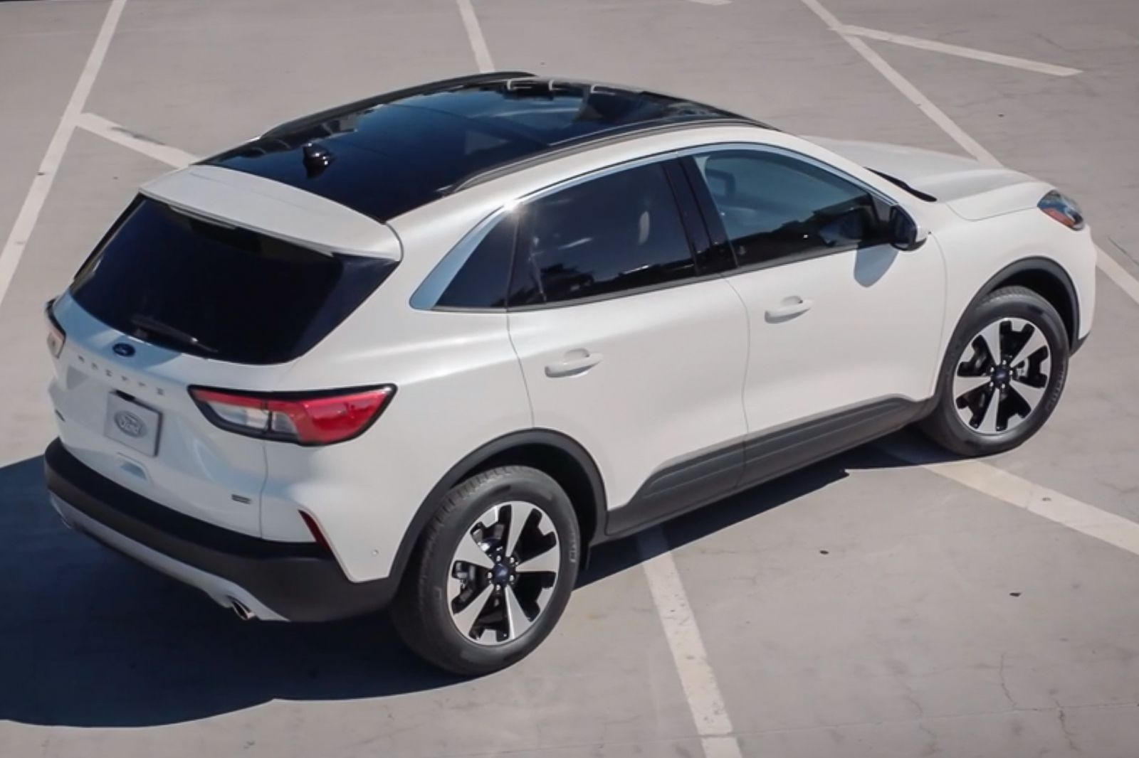 Ford Escape Hybrid 2021
