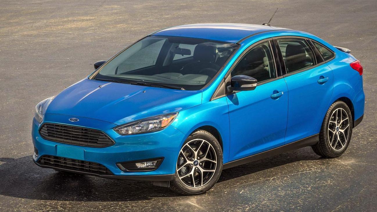 Ford Focus reestilizado sedan