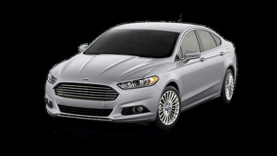 Ford Fusion Titanium FWD 2014