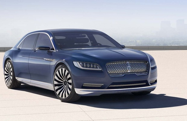 Ford Lincoln Continental 2016