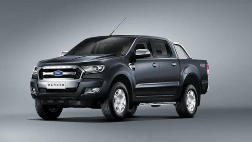 Ford Ranger 2015 reestilizada