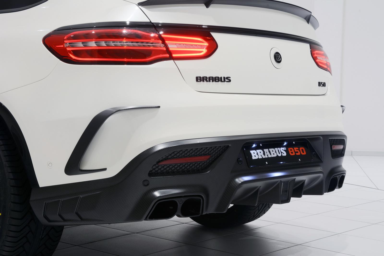 GLE 63 Brabus 850 Coupe