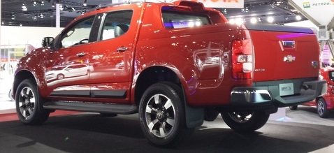 GM S10 High Country