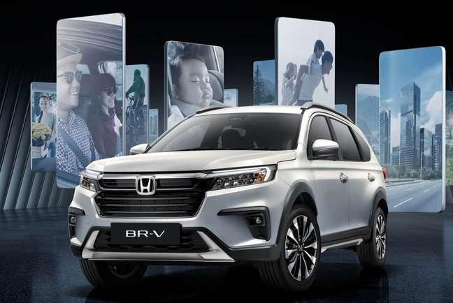 Honda BR-V 2022