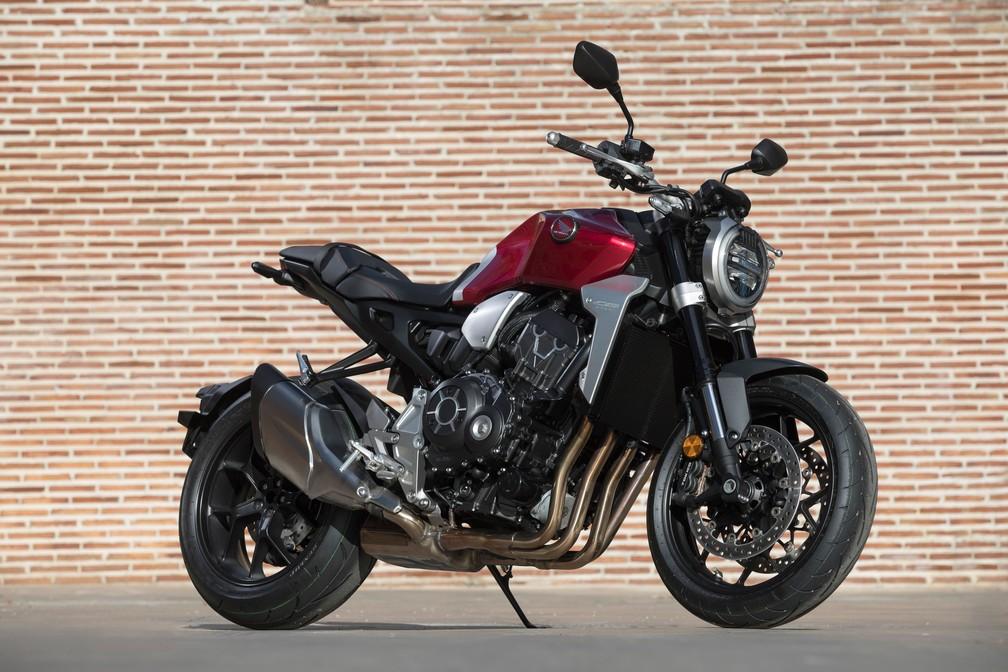 Honda CB 1000R 2019