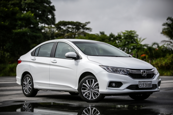 Honda city DX 2018