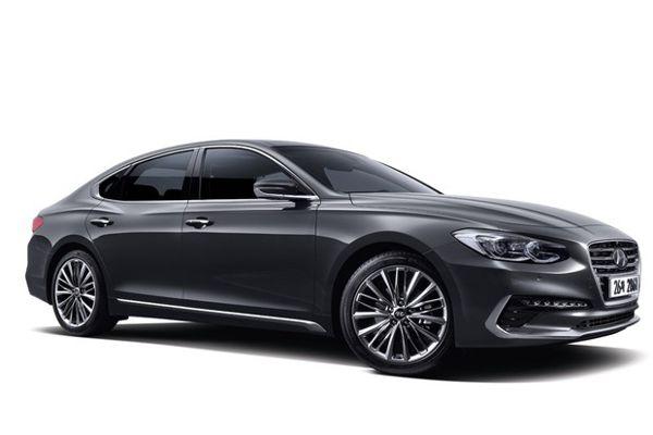 Hyundai Azera 2019