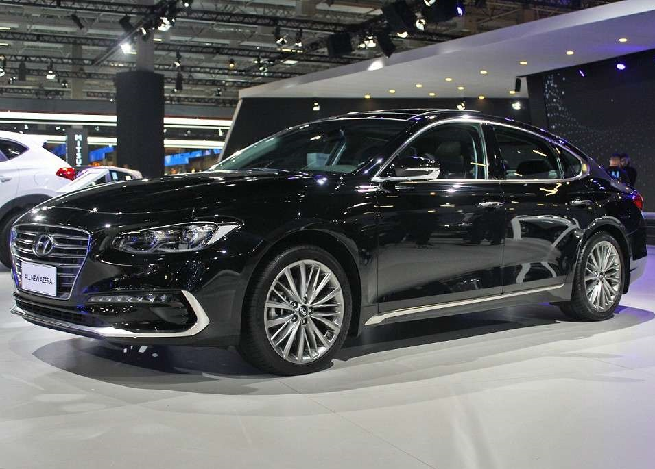 Hyundai Azera 2020