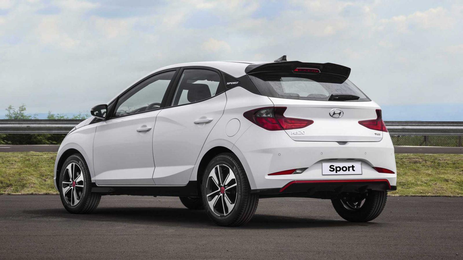 Hyundai HB20 Sport 2020