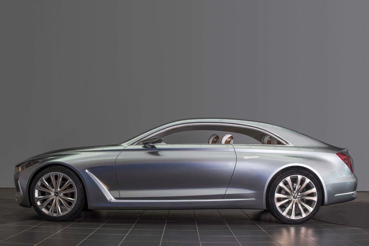 Hyundai HCD-16 Vsion G Coupe Concept