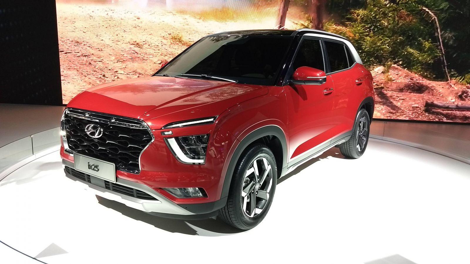 Hyundai ix25 2020