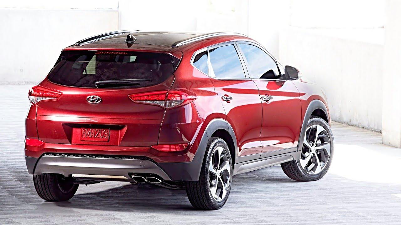 Hyundai Tucson 2018 Especificacoes Ficha Tecnica Carro Lindo