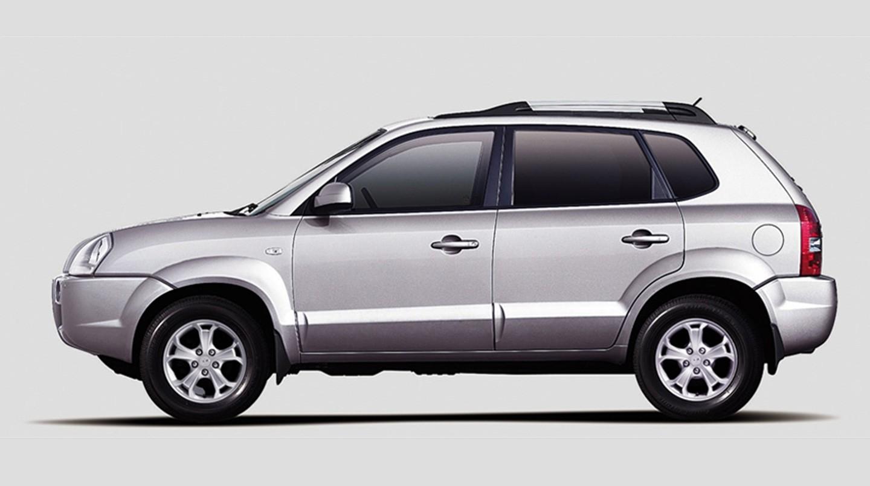 Hyundai Tucson Flex