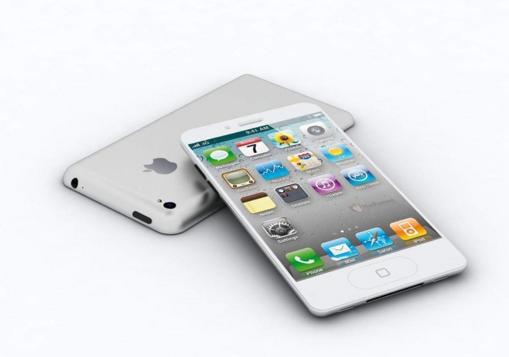 Novo iPhone 5S poderá ter leitor digital