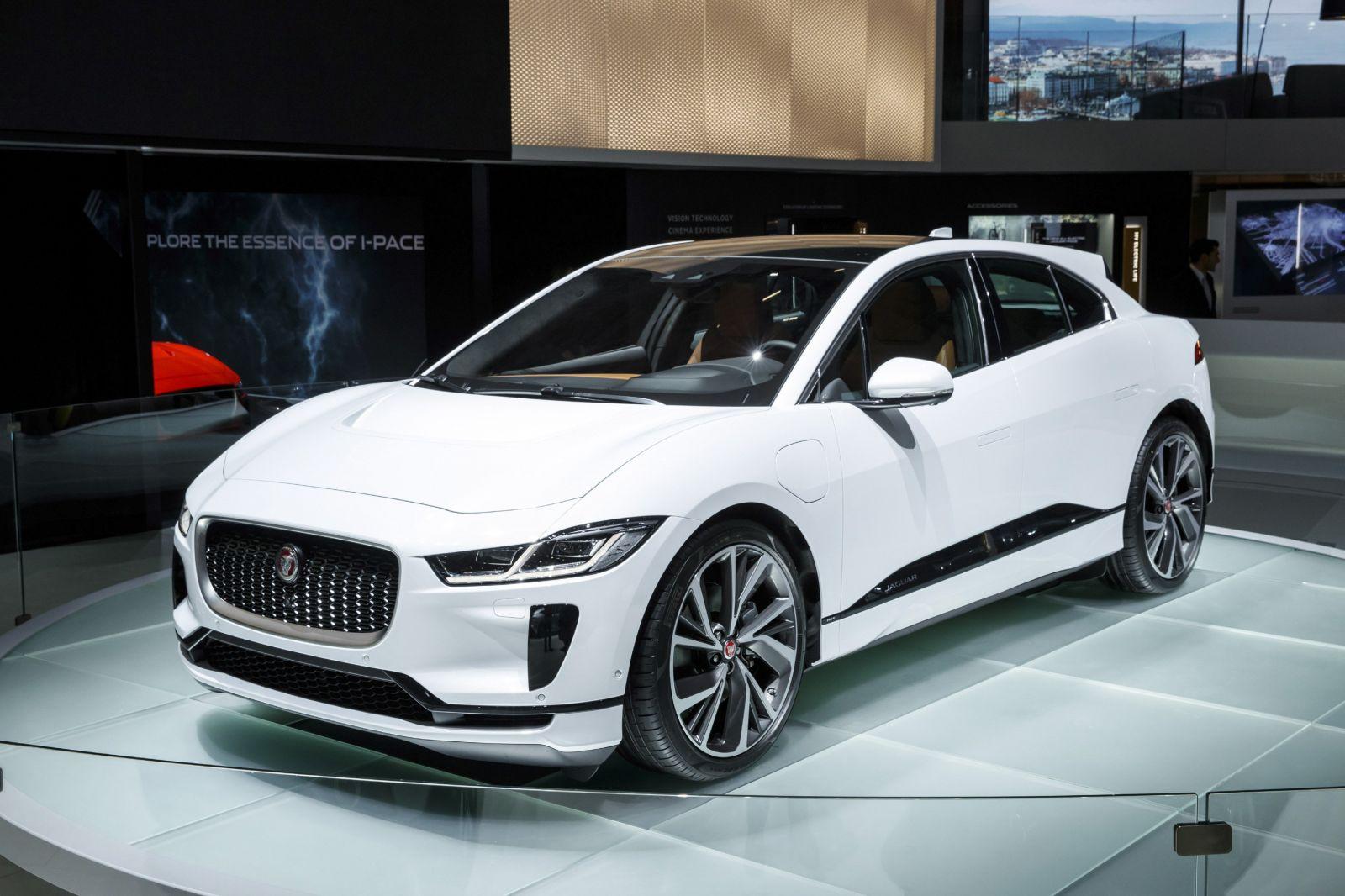 Jaguar I-Pace 2019