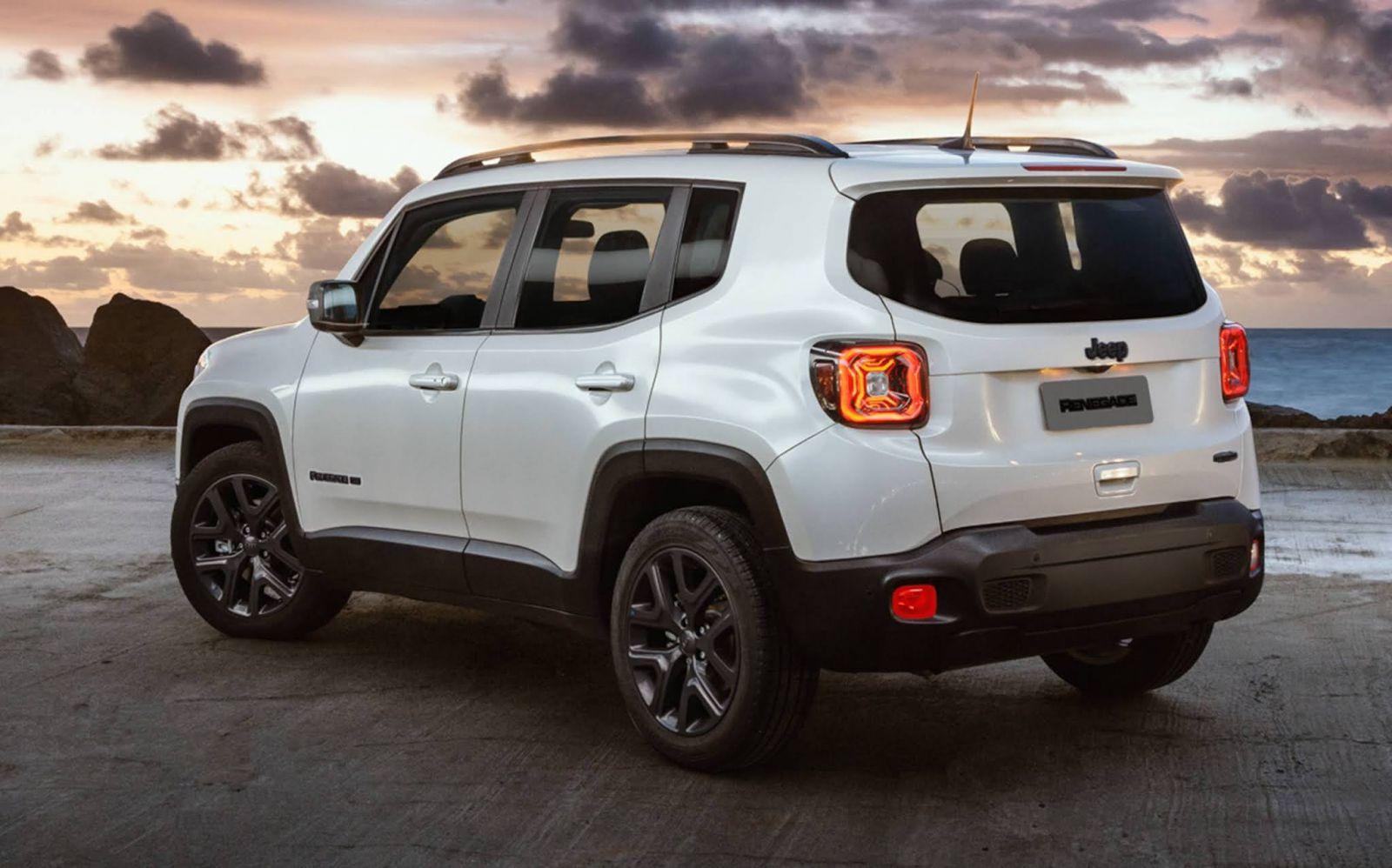 Jeep Renegade 2022