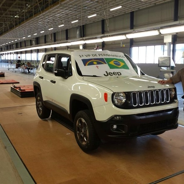 Jeep Renegade nacional