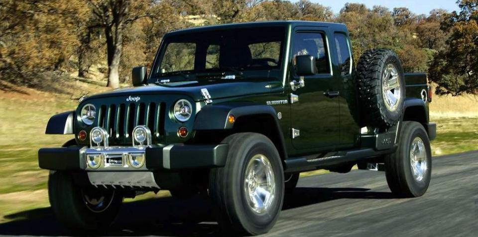 Jeep Wrangler Ute