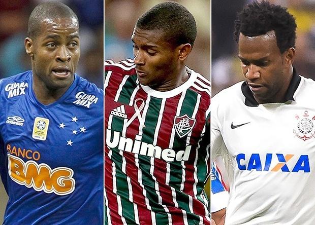 Jogadores brasileiros sondados pelo Milan