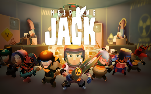 Jogo Help Me Jack: Atomic Adventure