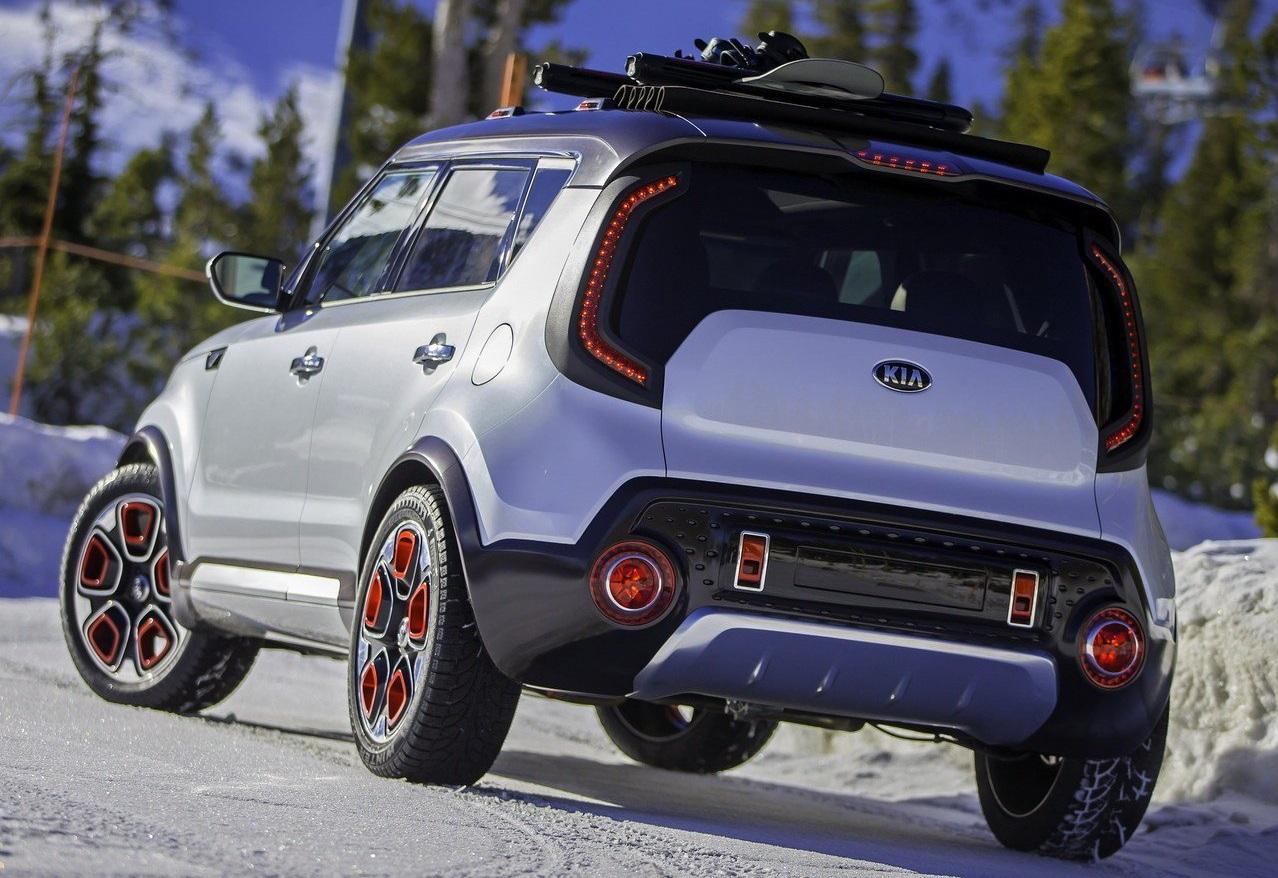 Kia Trail?ster e-AWD Concept
