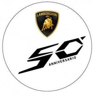 Lamborghini - 50º aniversário