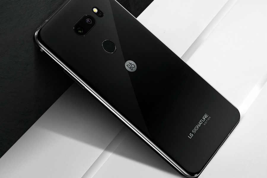 LG Signature Edition 2018