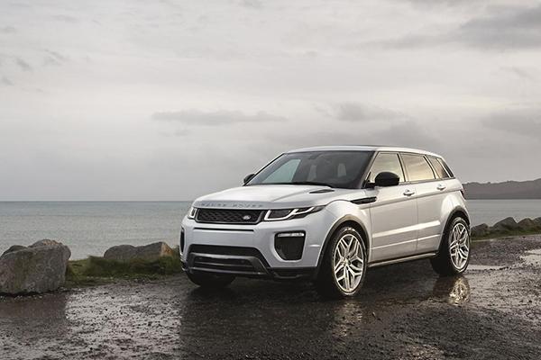 Linha Range Rover