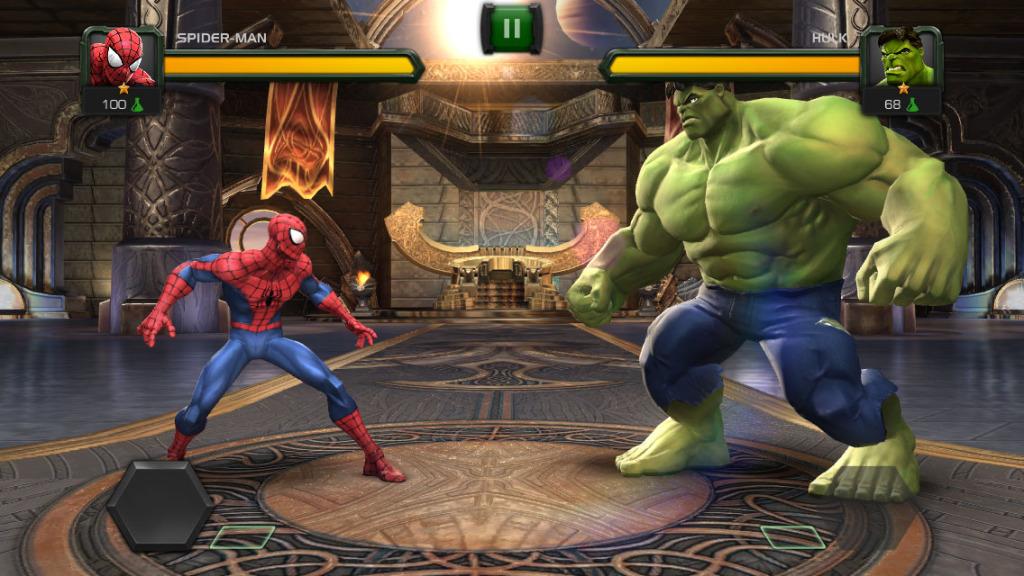 Marvel - Torneio de Campe?es
