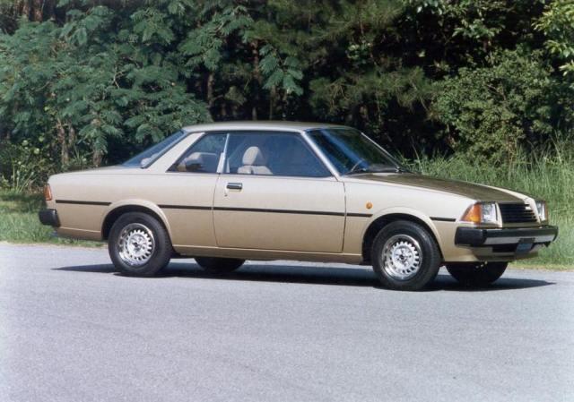 Mazda 626 1978
